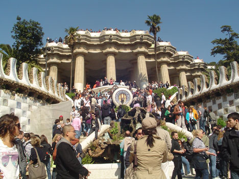 Parc Guell 4