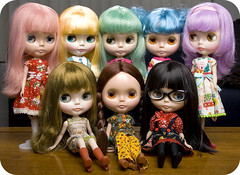 Current Blythe Family