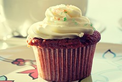 red velvet cupcakes (bunbunlife) Tags: house home zakka