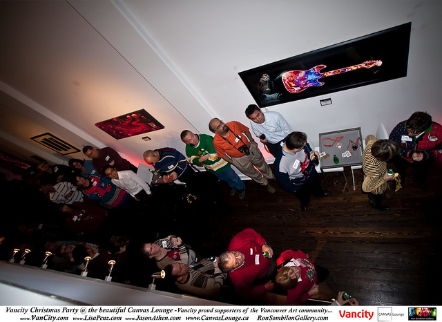 VanCity Xmas Party-CanvasLounge-RonSombilonGallery_Print (110) by Ron Sombilon Gallery