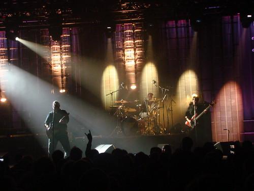 Pixies Denver Fillmore
