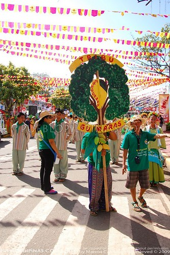 Manggahan Festival - Western Visayas Tourism Assembly 2009