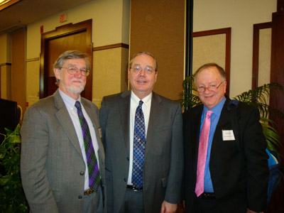 Vincent O'Donnell, President of Citizens' Housing and Planning Association/Vice President of Affordable Housing Preservation Initiative; D. Tonsager; Joseph Belden, Deputy Executive Director of Housing Assistance Council