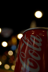 Bokeh-Cola (starsinmysocks) Tags: life friends lunch dof bokeh coke alwayscocacola nikond40