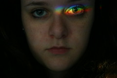 (an abundance of catherine) Tags: old eye girl hearts miniature rainbow close know young tigers but care too viking enough anberlin