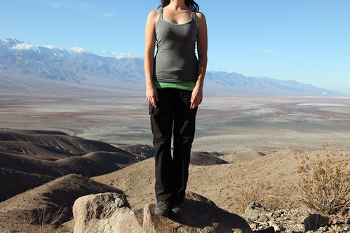 above Death Valley
