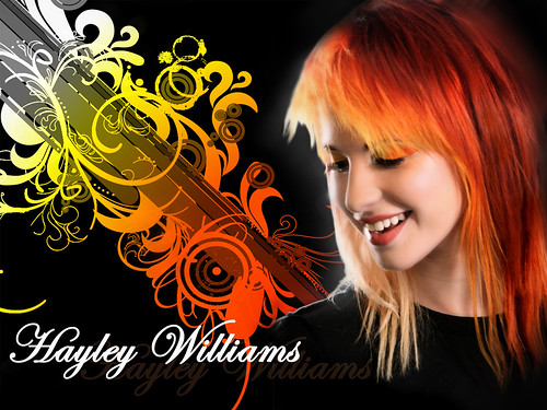 hayley williams hair 2011. hayley williams red hair 2011.