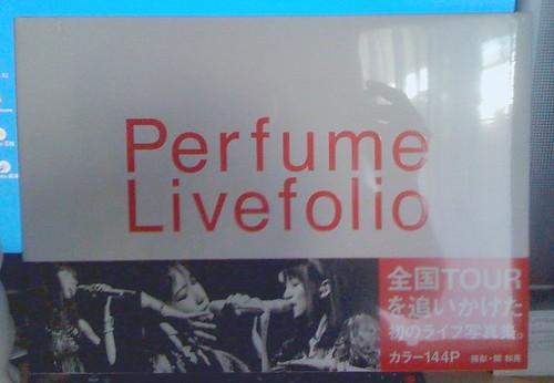 Perfume本来た!>Perfume Live