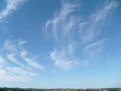 Pinceladas divinas! (IgorCamacho) Tags: blue brazil sky primavera paran colors weather azul brasil clouds spring cu southern cielo nubes nuvens tempo sul cirrus clima cloudslightningstorms