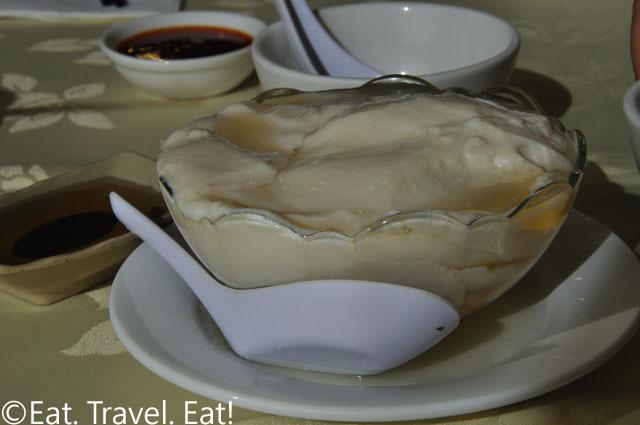 Silken Tofu Hua