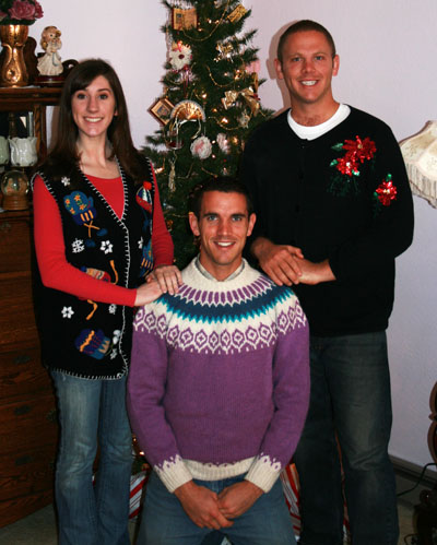 ugly sweater non-contest