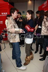 "Steven Ma & Linda Chung at ""A Watchdog's Tale"" Promotional Event 091222"