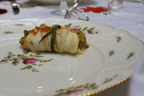 Fish 6 of 7: Stuffed Sole