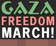 L'FPLP richiede che i dimostranti della Gaza Freedom March siano lasciati liberi di entrare a Gaza!
