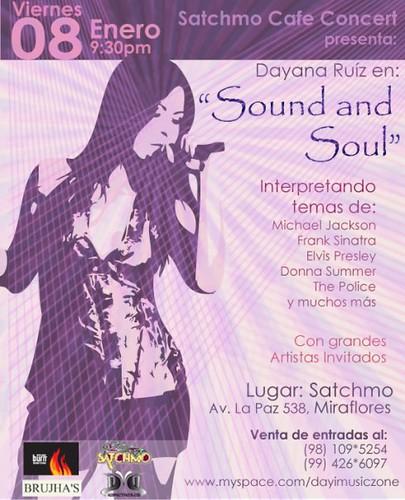Dayana Ruiz - Satchmo Cafe Concert