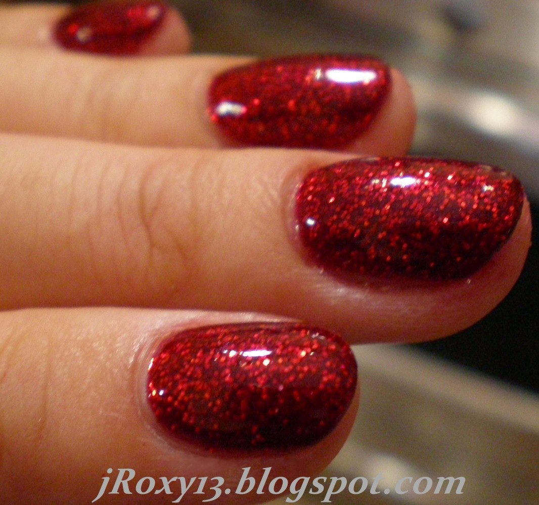 Essie in Ruby Slippers from ? 2003 collection (if you know, please tell me in the comments!)
