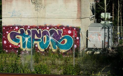 Graffiti, Kerava