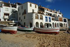 CALELLA DE PALFRUGELL (GIRONA) (XeviT) Tags: mar girona catalunya costabrava platja emporda calella palafrugell calelladepalafrugell baixemporda nikond40 xevit