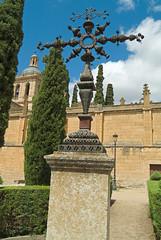 Crucero en Ciudad Rodrigo (TerePedro) Tags: plaza españa spain catedral cruz salamanca ciudadrodrigo crucero amayuelas