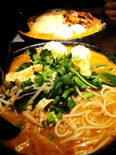 Yunnan rice noodle soup in Hong Kong