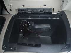 Console Box Car Mount Holster Texas Custom Holsters