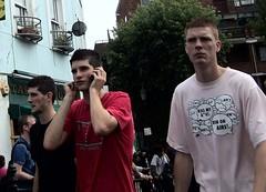 DigiCam Studs (NewElysium) Tags: london cuteguys chavs englishlads cutelads nottinghillcarnival2009