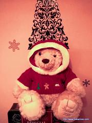 Osito Harrods Navidades 2009