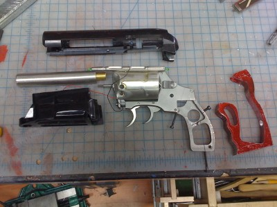 Bladerunner Gun by Adam Savage, Mythbusters