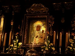 Czarna Madonna Czstochowska - Black Madonna of Czstochowa (Frans.Sellies (off for a while)) Tags: germany deutschland madonna poland polska polen tyskland allemagne polonia duitsland pologne     czstochowa  puola lenkija almanya lengyelorszg niemcy  poola poljska polija             rimg0331