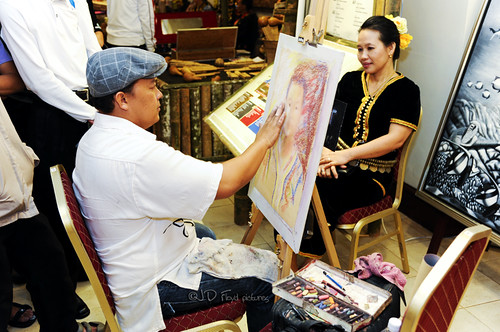 live portrait painting800