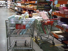 Our cart pre check out