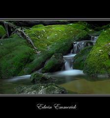 Shades of Green (edwinemmerick) Tags: longexposure green 20d rock canon eos waterfall moss australia filter nsw edwin lawson nd8 emmerick edwinemmerick