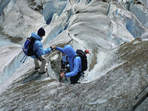 Gefuehrte-Gletschertour-Aletschgletscher