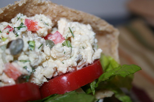 eggless salad