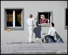 Bern, real unreal.. (My soul in pixel..) Tags: schweiz switzerland suisse illusion bern svizzera ch emilius