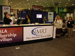 NMRT at Membership Pavilion