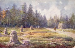 Culloden The Cairn & Graves of the Clans