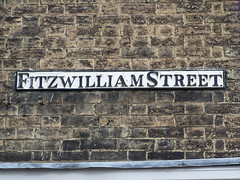 Fitzwilliam Street, University of Cambridge