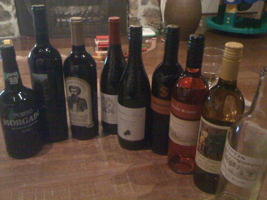 Trader Joe's Wine: Ten For The Tasting