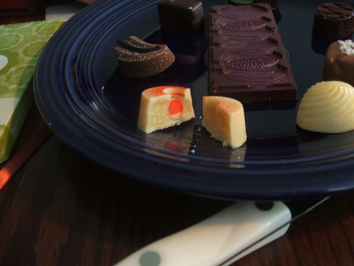 David Bacco chocolats
