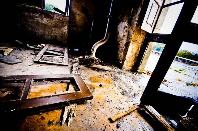 Los restos del naufragio - Revista Deletrea.me