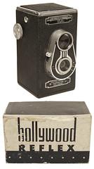 f_hollywoodreflex (ricksoloway) Tags: cameras photohistory cameraporn photographica vintagecameras classiccameras antiquecameras cameraportraits fauxtlr camerawikiorg