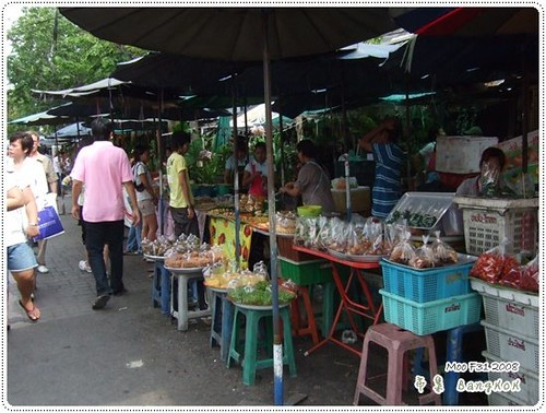 Chatuchak Weekend Market 札都甲週末市集-7