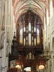 Den Bosch - Cathedral of Saint John Evangelist - Main Organ 1 (pietbron) Tags: church netherlands cathedral organ hertogenbosch noordbrabant