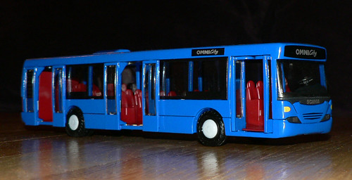 Metrobus - Showbus Model Fleet Focus