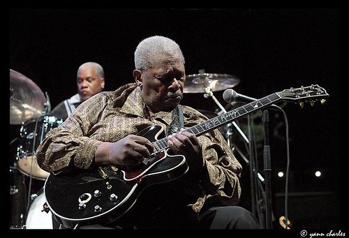 BB King Live @ Nice Jazz Festival 2009