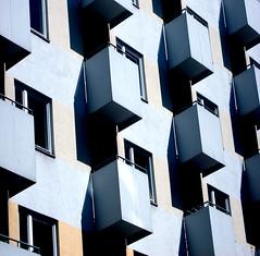 calm on the surface (DREASAN) Tags: building berlin architecture kreuzberg shadows balconies dreasanpics ©dreasanavb