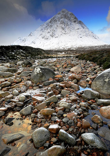 Stob Dearg Riverbed