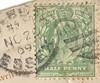 City Reach Brisbane River(Stamp)