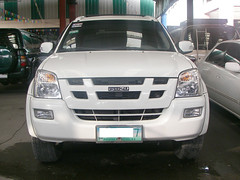 Isuzu Alterra
